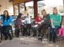 Erstehilfe Lehrgang bei Conny - März 2012
